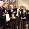 1 January 2018 when all 4 MSM's recipients for Br. 92 were in one spot - the levee.  Bill Beswetherick, Ron Knapton, Charlie Burridge and John Robertson.  We are proud to have 4 MSM recipients in Br. 92.